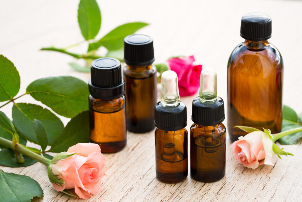 Heart-Given Connection Aromatherapy