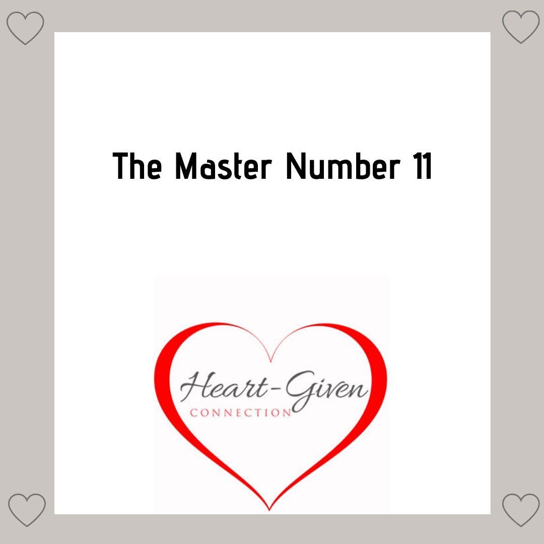 Number master number 11 Soul Urge